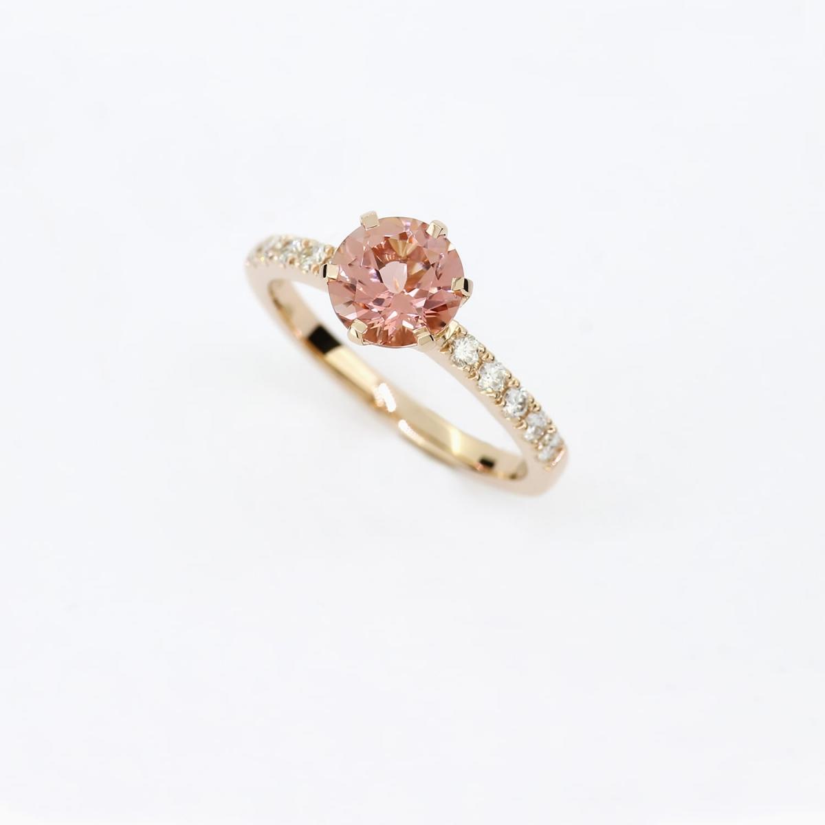 Sormus Vaaleanpunainen Kivi - erva-cidreira.info 24f72dfbe8